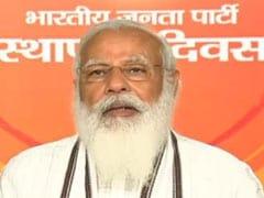 "PM A ""<i>Sankat Mochan</i>"", India Ran Largest Vaccination Drive: Minister"