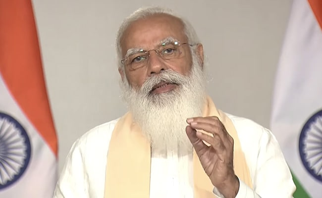 PM Modi Speaks With Chief Ministers Of 4 States On Covid Situation