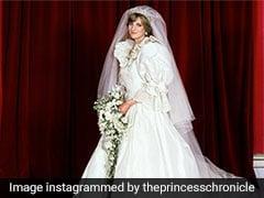 Kensington Palace To Display Princess Diana's Iconic Rs 1.5 Crore Wedding Dress This Summer