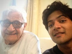 Ali Fazal's Grandfather Dies. Actor Bids Farewell In An Emotional Note