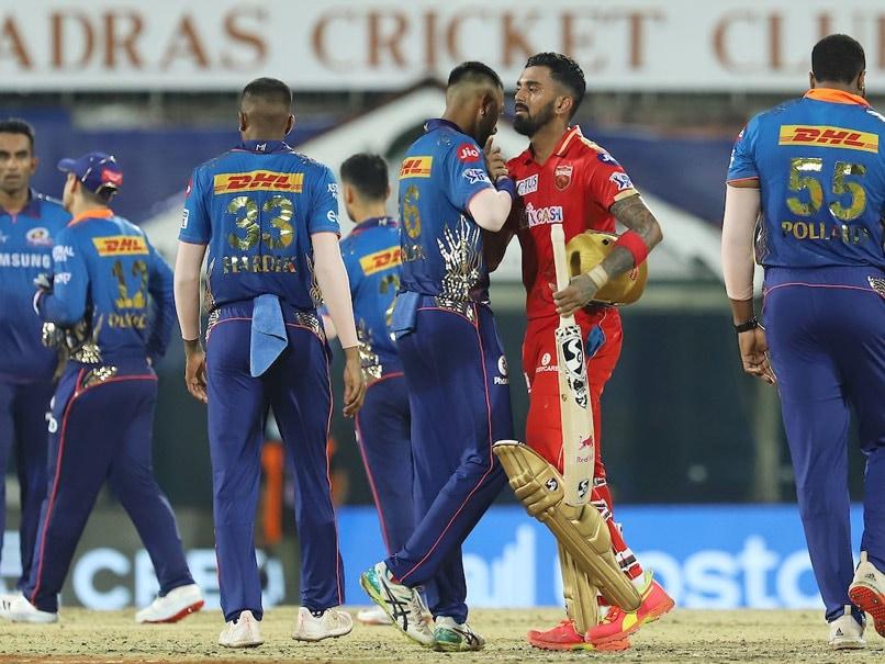 IPL 2021 Points Table: Orange Cap Holder And Purple Cap Holder List After PBKS vs MI Match 17