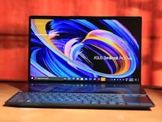 Asus ZenBook Duo UX482: Power Meets Design