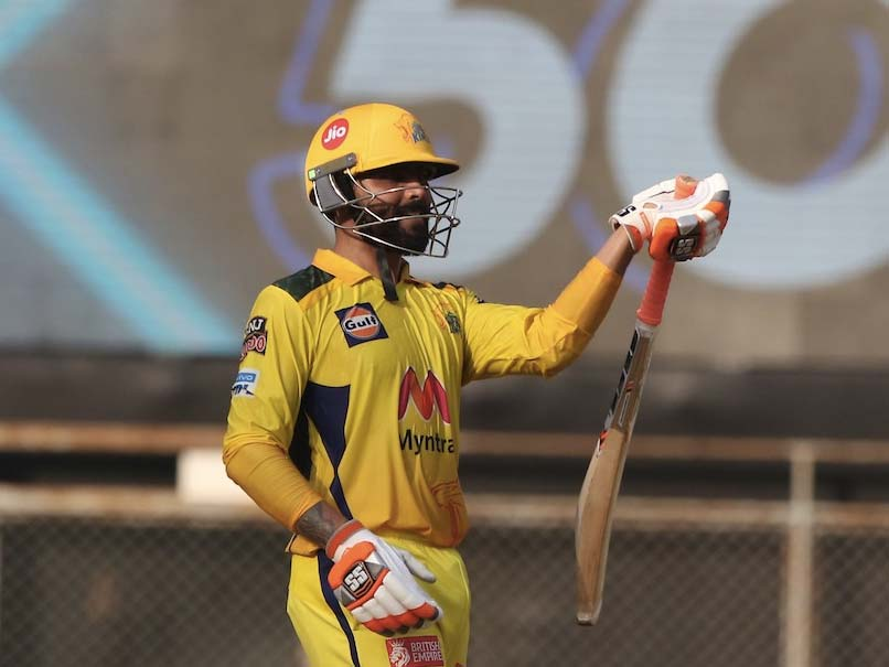 IPL 2021: Ravindra Jadeja Stuns RCB With All-Round Heroics, Leaves Twitter In Awe - NDTVSports.com