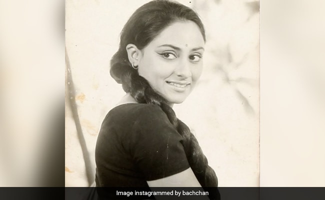 Navya Naveli Nanda Wants To 'Steal' This Vintage Pic Of Grandmom Jaya Bachchan, Shared By Abhishek