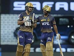 SRH vs KKR IPL 2021 Live Score: Nitish Rana, Rahul Tripathi Fifties Help Kolkata Knight Riders To 187/6