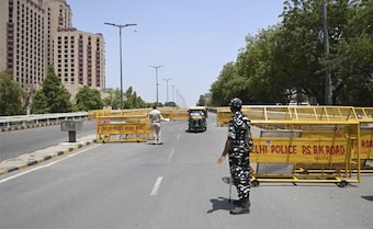 Delhi's 6-Day Lockdown: See What's Allowed