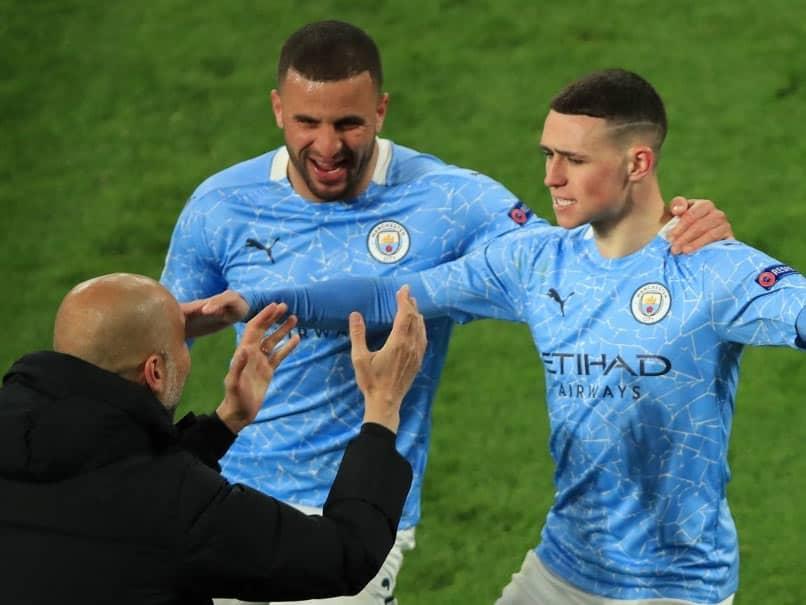 Manchester City vs Borussia Dortmund: Phil Foden Fires Manchester City Into Champions League Semi-Finals