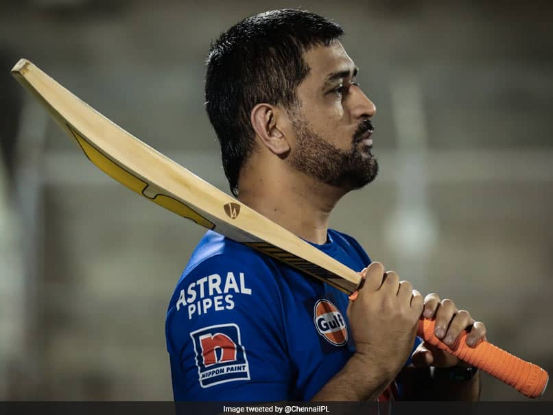 IPL 2021, CSK vs DC: MS Dhoni Goes Big In Wankhede Nets Ahead Of CSKs IPL Opener. Watch