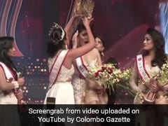 Mrs World Arrested For Yanking Crown Off Mrs Sri Lanka, Injuring Her