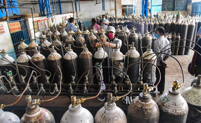 Liquid Oxygen Only For Medical Use, No Industry Exempted: Centre - NDTV