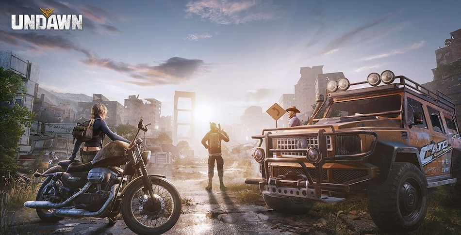 New zombie game from PUBG Mobile's company, trailer released