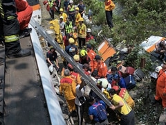 India Expresses Grief Over Deadly Train Accident In Taiwan