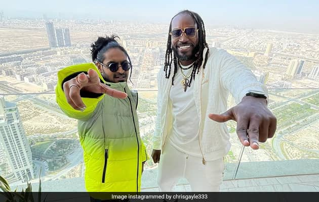 Watch: Chris Gayle Releases Music Video With Indian Rapper