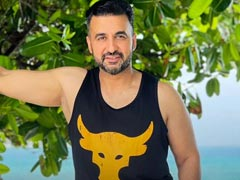 """Live Life On Your Terms"": Raj Kundra's Mantra For The Day"