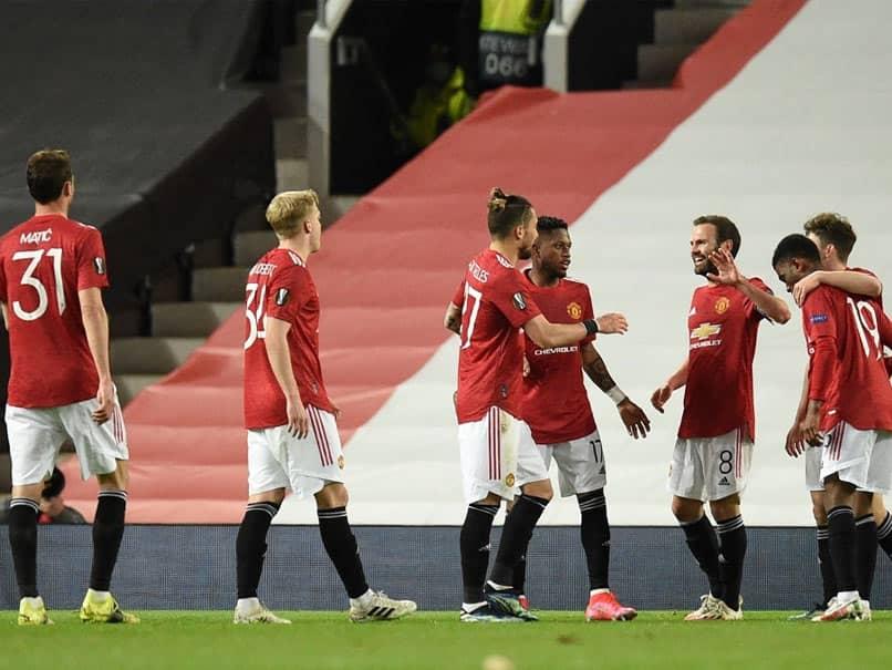 Europa League: Manchester United, Arsenal Cruise Into Last Four