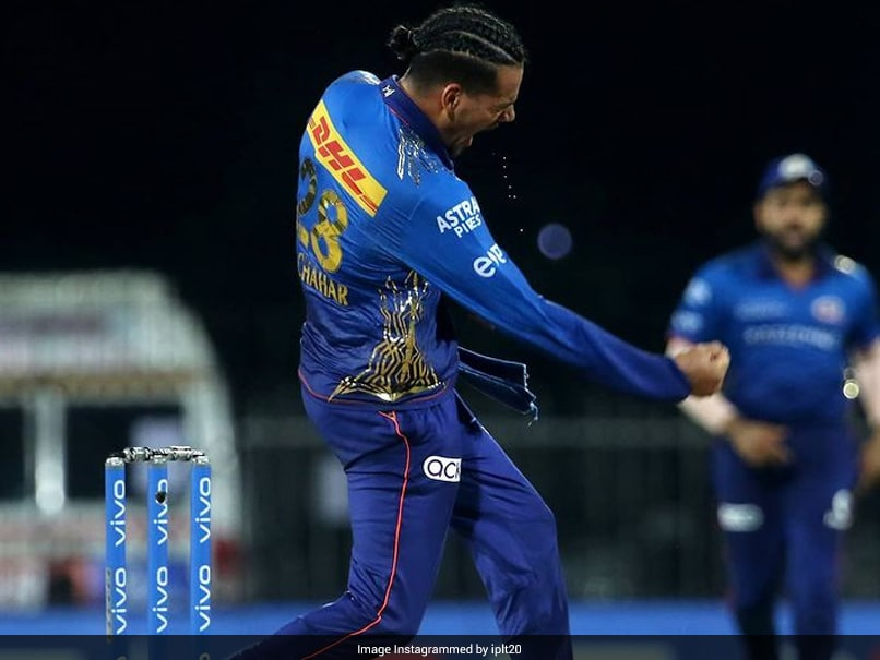 IPL 2021: Rahul Chahar, Kieron Pollard Power Mumbai Indians Past SunRisers Hyderabad