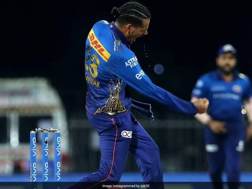 IPL 2021: Rahul Chahar, Kieron Pollard Power Mumbai Indians Past SunRisers Hyderabad