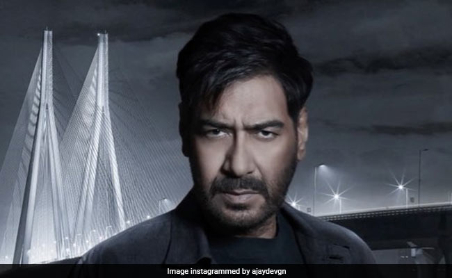 Rudra - The Edge Of Darkness: Presenting Ajay Devgn's First Look From Crime Series