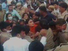 Jagan Reddy's Sister Stages Hunger Strike In Hyderabad, Taken Into Custody