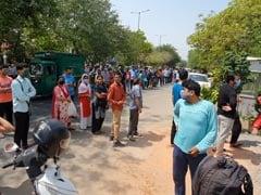 दिल्ली और यूपी में कोरोना टेस्ट की रिपोर्ट मिलने में देरी, संक्रमण फैलने का खतरा