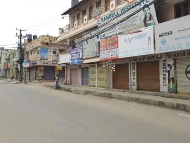 Video : Karnataka Curfew From Tomorrow Night For 2 Weeks, Public Transport Shut