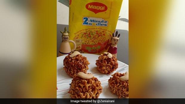 Bizarre Maggi Ladoo Recipe Goes Viral, Twitter Calls It 'Disgusting'