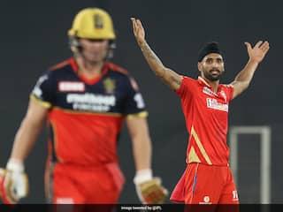 IPL 2021, PBKS vs RCB: Fans Hail Harpreet Brar After He Dismisses Virat Kohli, Glenn Maxwell, AB de Villiers