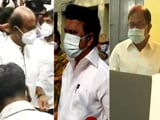 Video : Rajinikanth, Kamal Haasan, P Chidambaram, MK Stalin Vote Early In Today's Polls