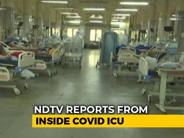 Video : Inside Mumbai's KEM Hospital's Covid ICU, Critical Patient Count Spikes