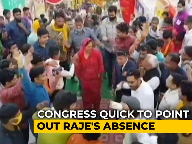 Video : Rajasthan: 3 Assembly Seats Headed For Bypolls