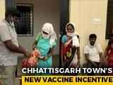 Video : Take Jab, Get Tomatoes: Chhattisgarh Town's Vaccine Incentive