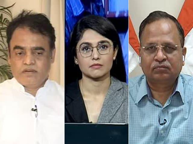 Video : NDTV Solutions Summit: Delhi Health Minister, Karnataka Minister Ashwath Narayan On Ways To Beat Pandemic