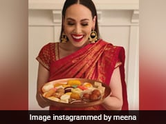 Meena Harris Gave A Spin To This South Indian Delicacy And Twitter Is Divided