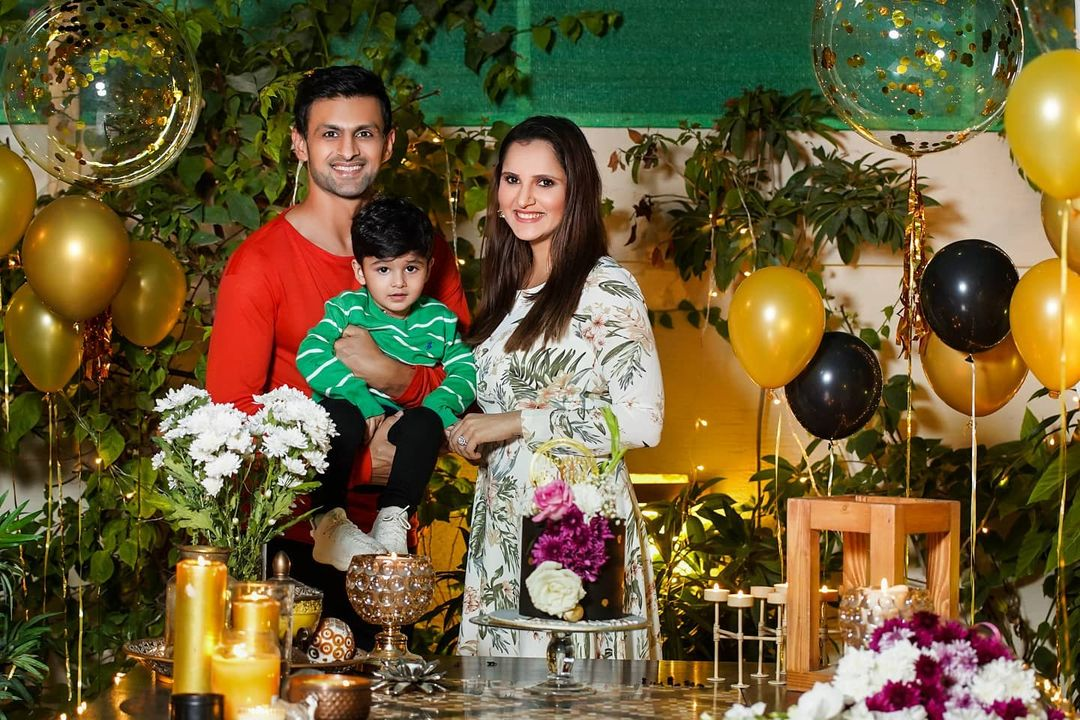 Sania Mirza Pretends To Be At Supermarket With 'Shopkeeper' Son Izhaan