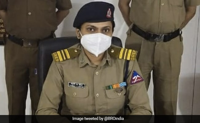 Border Roads Organisation Appoints First Woman Officer Vaishali S Hiwase  For Road Project Along Border With China