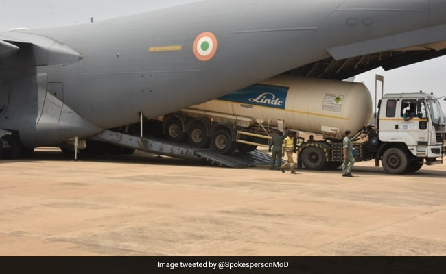 Amid Covid Crisis, Government To Airlift 23 Oxygen Generation Plants From Germany