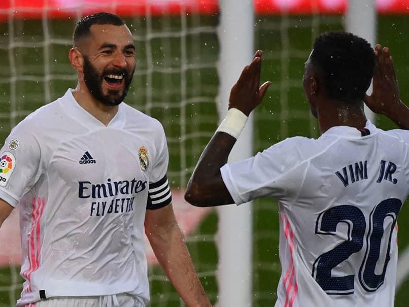 La Liga: Real Madrid See Off Eibar Ahead Of Liverpool And Barcelona Tests