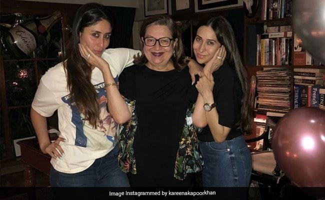 On Mom Babita's Birthday, Kareena Kapoor Makes ROFL Promise: 'Karisma And I Will Trouble You Forever'