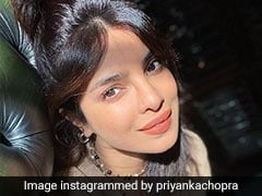 With Coral Lips And Glowing Skin, Priyanka Chopra's Makeup Look Is Summer Ready