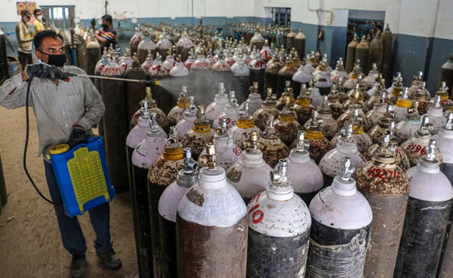 Centre Raises Delhi's Oxygen Quota To 480 Metric Tonnes