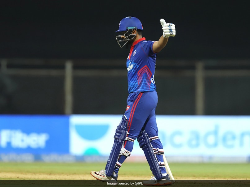 "IPL 2021: Happy To Defeat ""Go-To-Man"" MS Dhoni, Says Rishabh Pant After 7-Wicket Win"
