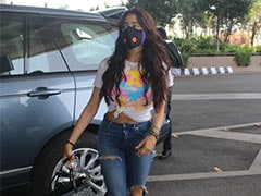 Janhvi Kapoor And Tamannaah Bhatia Show Some Neon Love For Their Casual Summer Outfits