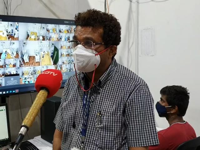 Video : How Maharashtra's Largest Field Hospital Is Handling Excessive Patient Load