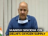 Video : After Haryana Minister's Outburst on Oxygen, Delhi's Reminder On Quota