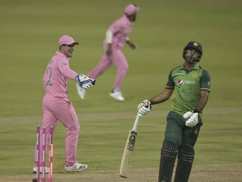 South Africa vs Pakistan, 2nd ODI: Fakhar Zaman Run Out In Controversial Fashion In Last-Over Thriller. Watch
