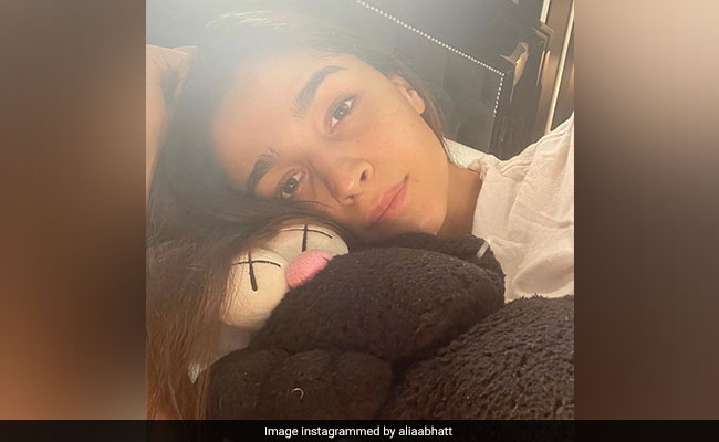 Alia Bhatt, COVID-Positive, Is Recovering 'One Day At A Time' And With A Whole Lot Of Love From Neetu Kapoor