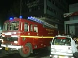 Video : 4 Dead In Fire At Covid Hospital In Nagpur, 2 Critical