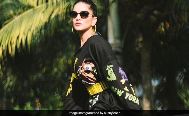 Sunny Leone Is Already Missing Being 'Goofy' On Set