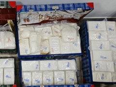 डीआरआई ने पकड़ी 2000 करोड़ रुपये की 303 किलोग्राम कोकीन