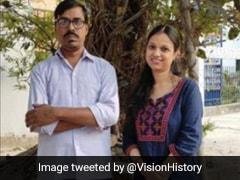 This Kolkata Couple Converts Fridge Into Bookshelf For Free Street Library; Twitter Reacts